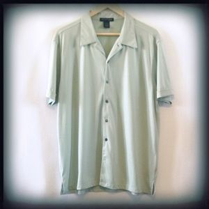 Kenneth Cole Button Down Men's Shirt EUC